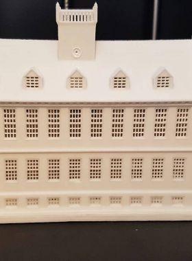 3D Architekturmodelle - schnell, sauber, genau!