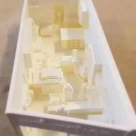 Feine Architekturmodelle in 3D nicht druckbar?